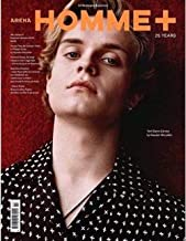 ARENA HOMME + MAGAZINE SUMMER/ AUTUMN 2019 - NEW COPIES EXCLUSIVELY AVAILABLE FROM MAGAZINES AND MORE