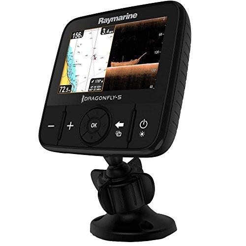 Raymarine Dragonfly-5 Pro Sonar/GPS with US C-Map Essentials