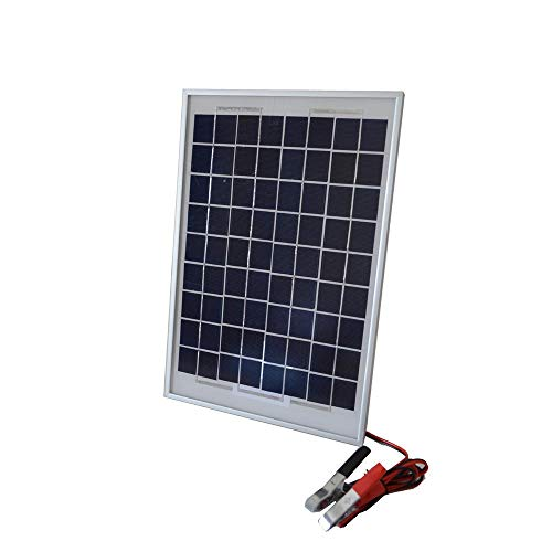 Painel Placa Solar Portátil 18v 10w Carregador Fotovoltaica 613