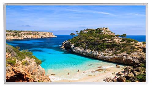 Bild Infrarotheizung (130W/300W/450W/600W/800W/1000W) mit 5 Jahren Garantie (130, Strand Cala de Mallorca)