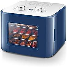 ZNBJJWCP Deshydrateur Dried Fruit Machine de Fruits Sèche-Linge for la Maison Rongeur Snack Fruits et légumes 4 étages de ...