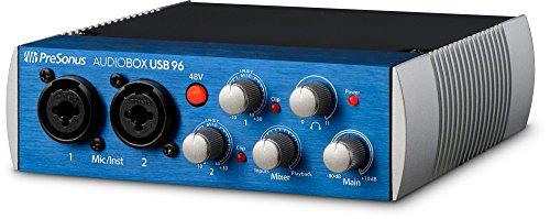 Price comparison product image PreSonus AudioBox USB 2x2 USB 96 Audio Interface