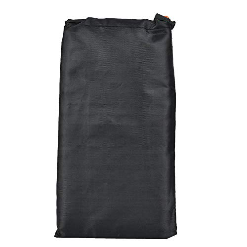 Parrilla de barbacoa, acero inoxidable 26x13x1.5cm Material de acero Parrilla de carbón