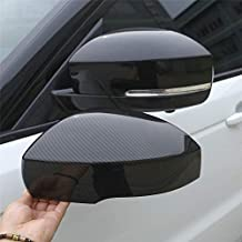 For 2014-2020 Range Rover Vogue/Sport, 2014-2020 Discovery 4/5, Outside Side Mirror Cap Cover Trim Sticker-ons ABS Plastic