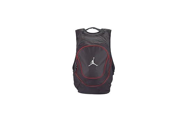 21d785e2b4 Nike Jordan Air Jumpman Backpack Book Bag-Black Red