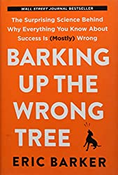 Barking Up the Wrong Tree book cover