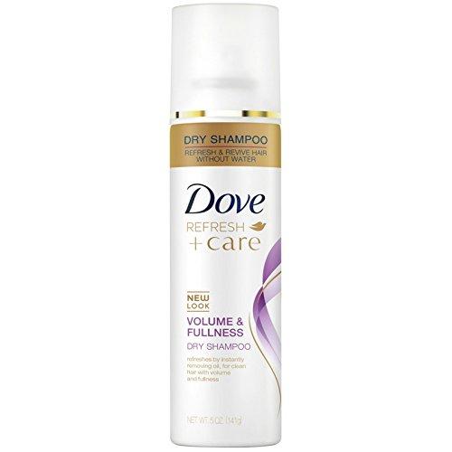 Dove Refresh + Care Dry Shampoo Volume & Fullness 5 oz (Pack of 10)