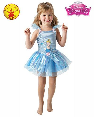 Rubie's-déguisement officiel - Disney- Déguisement Costume Ballerine Cendrillon -Taille TOD- I-884648TOD