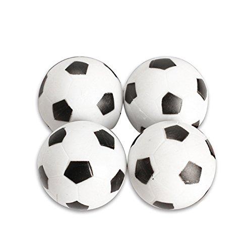 zreal Jouet des Enfants de Fussball de la balle de Foosball de la balle de football de tableau de football de 4 pc/lot de 32 mm