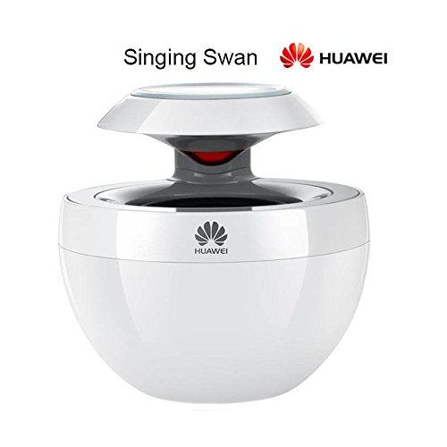 Original tragbare Mini Huawei Bluetooth Lautsprecher AM08 Stereolautsprecher-Touch-Lautsprecher mit Mikrofon Weiß