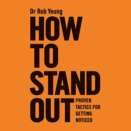 How to Stand Out audiobook cover art