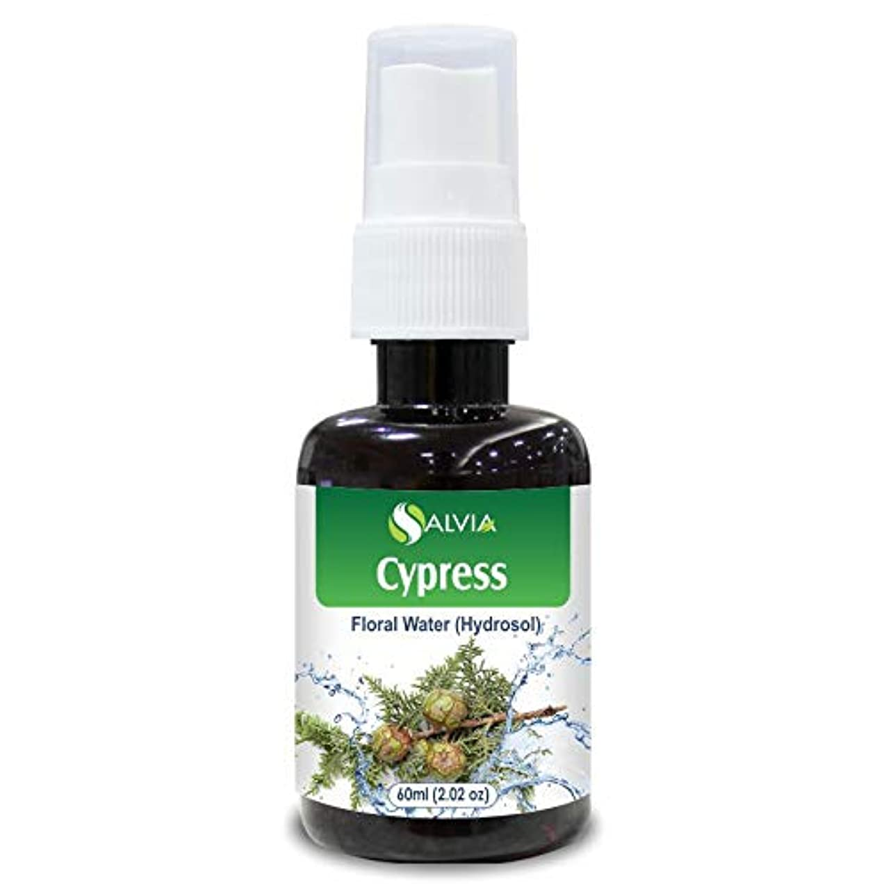 格差輸血時代遅れCypress Floral Water 60ml (Hydrosol) 100% Pure And Natural