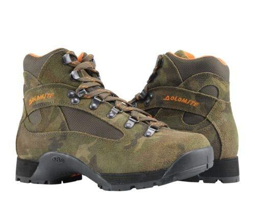Dolomite Hawk Camo Green Men's Boots 860102-001 Size 8