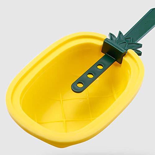 YQE Eiswürfelform, 1 Stück gelb