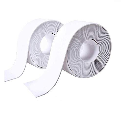 Caulk Strip PE Self Adhesive Bathroom Sealant Tape...