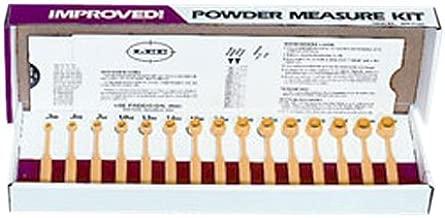 LEE PRECISION 90100 Powder Measure Kit, Yellow