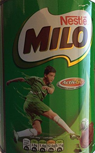 Milo (Singapur) 4 x 400 g