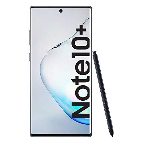 Samsung Galaxy Note10+ 5G SM-N976B - Smartphone (Dual SIM, 12 GB RAM, 512 GB Memoria, 10 MP Dual Pixel AF) Negro (Black)