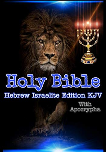 Compare Textbook Prices for Holy BIble: Hebrew Israelite Edition  ISBN 9781978344808 by Prophets, Hebrew,James, King