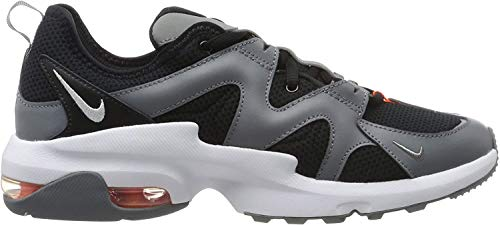 Nike Herren Air Max Graviton Laufschuhe, Schwarz (Black/White/Cool Grey/Total Orange 002), 48.5 EU