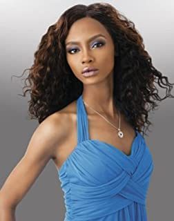 Outre Natural Indian 100% Human Hair Weave - Summer Rain Wave 10