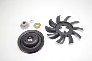 Hydro-Gear 72134 Lawn Tractor Transaxle Fan and Pulley Kit Genuine Original Equipment Manufacturer (OEM) Part