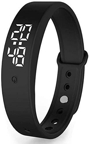 Armband zonder merk, waterdicht, intelligent, stappenteller, calorieën, slaapmonitor, USB-oplader, sport-tracker, fitnessarmband, intelligente armband
