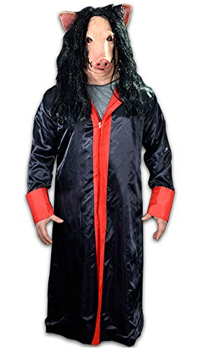 Trick or Treat Studios Men's Saw-Jigsaw Robe - http://coolthings.us