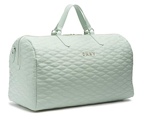DKNY Quilted Softside Luggage, P...