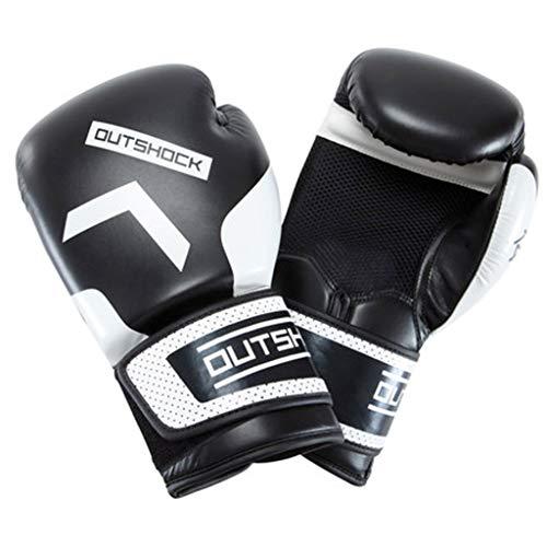 JIAN bokshandschoenen kickbokshandschoenen Muay Thai training bokszak - handschoenen kickboksen, vechtsport, sparring, zandzak bokshandschoenen 8 10 12 14 oz - mannen, vrouwen boxen Muay Thai MMA vechtsport