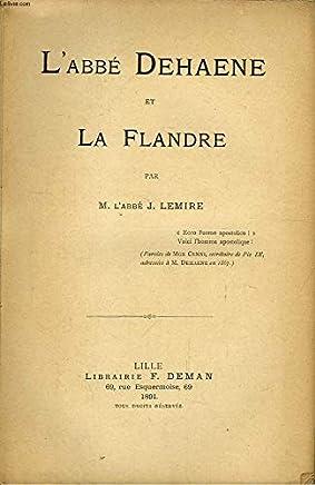 LAbbé Dehaene et la Flandre.