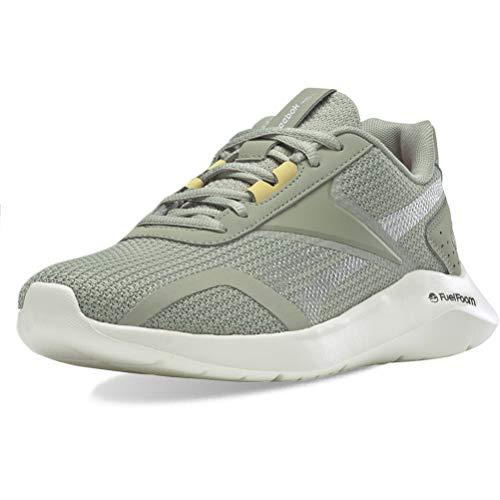Reebok ENERGYLUX 2.0, Zapatillas de Running para Mujer, MYSGRY/FLIGRY/WEAYEL, 41 EU