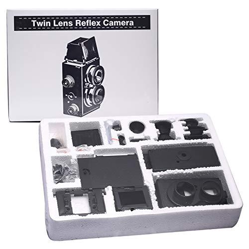 DEVMO Lightnes Classic Retro Holga Lomo Recesky TLR Kamera 35 mm Film Doppelobjektiv Reflex-Kit
