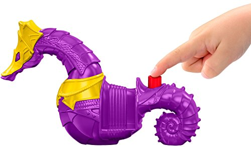 Fisher-Price Imaginext DC Super Friends Aquaman & Seahorse 6