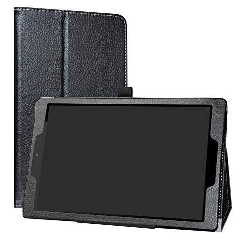 LiuShan Odys ACE 10 & Maven G10 hülle, Folding PU Leder Tasche Hülle Case mit Ständer für 10.1