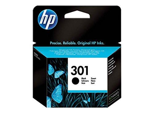 HP original - HP - Hewlett Packard OfficeJet 4630 Series (301 / CH561EE) - Druckkopf schwarz - 190 Seiten - 3ml