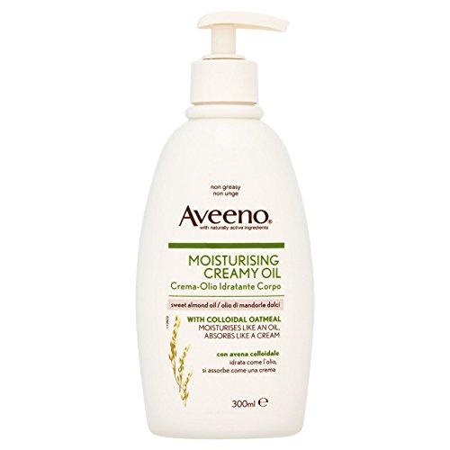Aveeno huile crémeux hydratant de 300 ml (lot de 6)