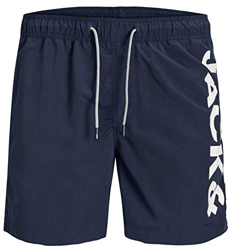 JACK & JONES ( cali Swim Shorts Medieval Blue M
