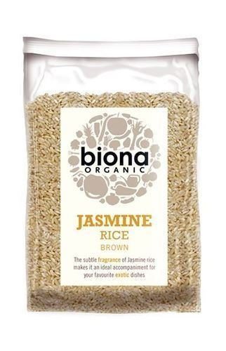 Biona Org Brown Jasmine Rice 500g by Biona