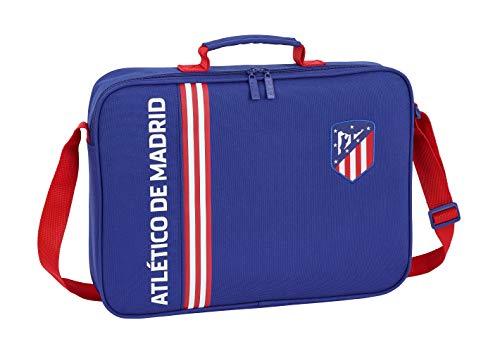 """Atlético de Madrid """"In Blue"""" Oficial Cartera Extraescolares"""