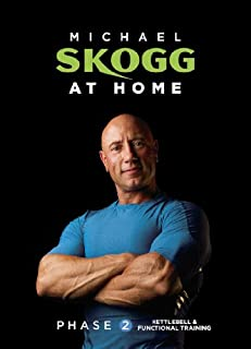 Michael Skogg At Home Phase 2 Kettlebell DVD