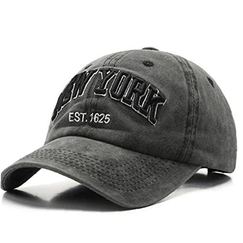 Casual Cotone Berretto Baseball per Uomini E Donne New York Retro Cappello di Sport Esterni Visiere cap Unisex