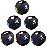 Pro Box Fitness Mad Double Grip <span class='highlight'>Medicine</span> Ball - 6KG