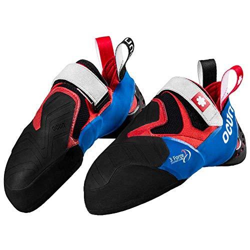 Ocun Nitro Kletterschuhe red Schuhgröße UK 5 | EU 38 2021 Boulderschuhe