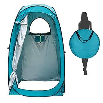 Tente de camping pop-up portable pour camping, plage, salle de bain, douche