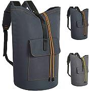 ZERO JET LAG 115L Extra Large Laundry Bag Laundry Hamper Travel Laundry Bag Hanging Waterproof Mesh Cover Durable Storage Bag Collage Dorm Sports
