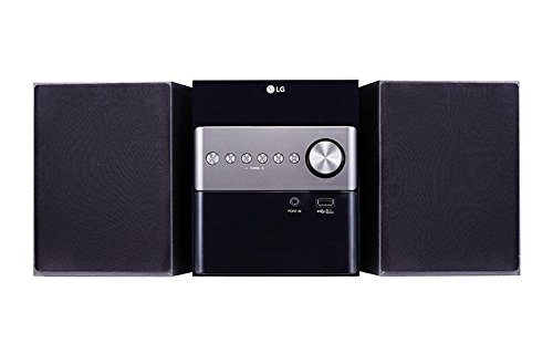 LG CM1560 - Microcadena (10 W, Bluetooth 4.0, USB), color