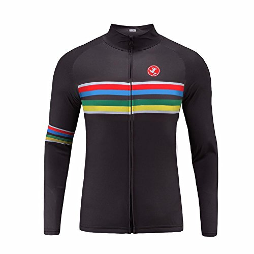 Uglyfrog #14 Bike Wear Lange Ärmel Trikots & Shirts Herren Radsport Bekleidung Autumn with Fleece Sport & Freizeit Top Stilaktualisierung