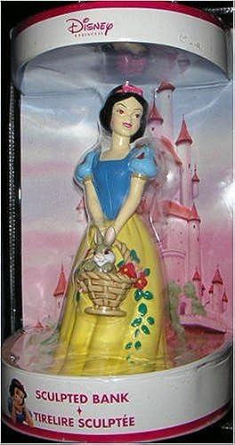Disney Princess Sculpted Bank