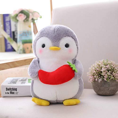 Pingüino Adorable, Juguetes Suaves para bebés, Animales de Peluche, pingüino para niño y niña con sandía, Chili, plátano, Juguetes para niños Chile About 25cm